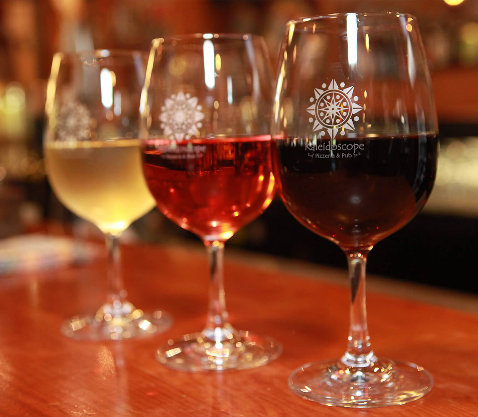 Wine Tasting Tuesdays at Kaleidoscope Pizza