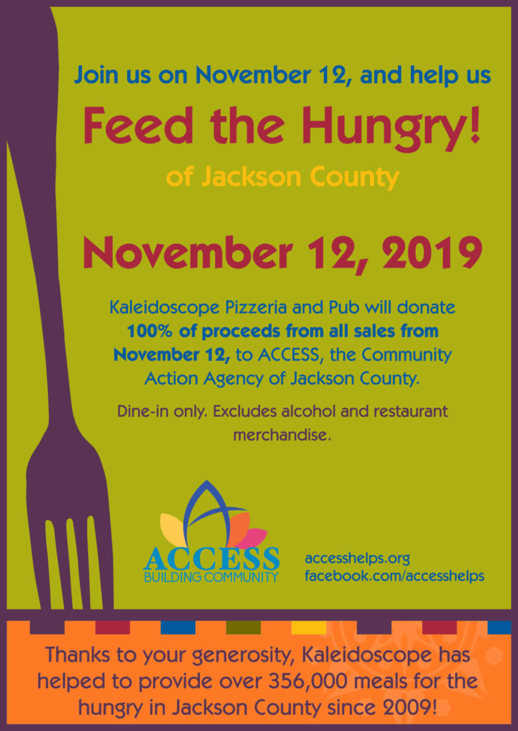 Feed the Hungry!